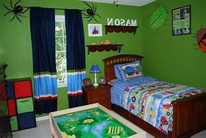 Colorful Kids Room Color