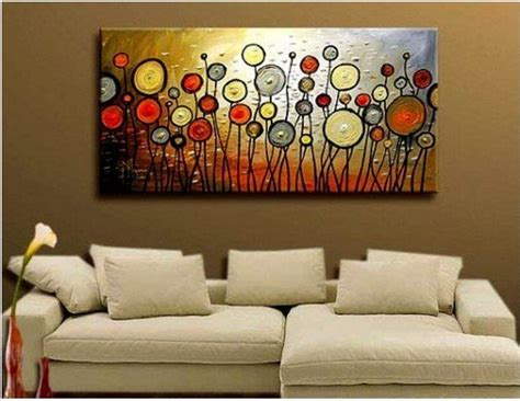 hot sale  modern abstract great big canvas painting art