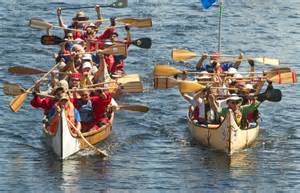 Rideau Cagne But by Photos 2013 Rideau Canal Canoe Brigade