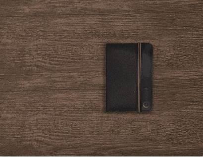 Notebook Wallet Kickstarter Planner Everyday Essentials Travel