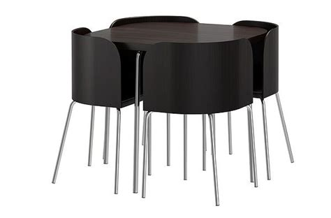 ikea compact dining table and chairs images