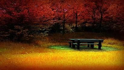 Desktop Autumn Christian Tranquility Backgrounds Wallpapers Wallpapersafari