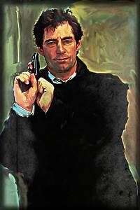 James bond timothy dalton by WeskerFan1236 on DeviantArt