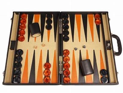Backgammon Board Leather Boards Professional Aries Sets