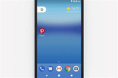 Android Shortcuts Droid Pins App Phone Entry