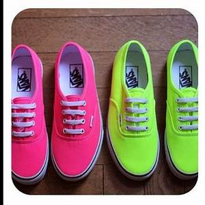 Vans Neon Shoes Shop for Vans Neon Shoes on Whereto