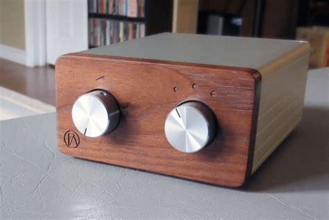 From The Tisbury Audio Gbp Mini Passive Preamp