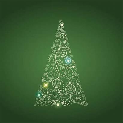 Christmas Tree Ipad Background Iphone Air Illustration