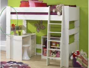 Lit Mezzanine Enfant : lit enfant et si vous optiez pour le lit mezzanine ~ Teatrodelosmanantiales.com Idées de Décoration