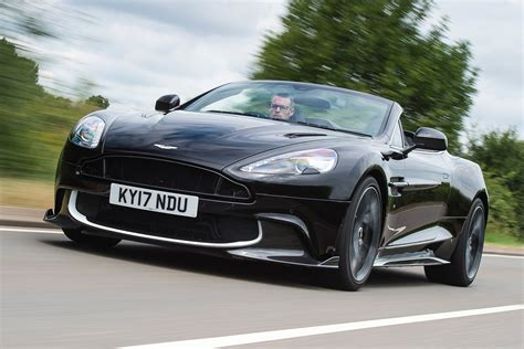 Review Aston Martin Vanquish by 2017 Aston Martin Vanquish S Volante Review Auto Express