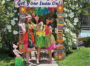 Luau Photo Booth Ideas - Party City