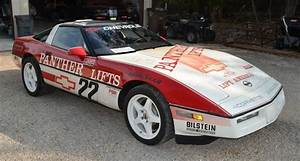 1988 Chevrolet Corvette Is Retrolicious And Race Ready
