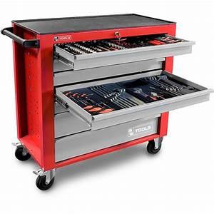 Servante Ks Tools Complete : servante d atelier compl te large 441 outils ~ Dailycaller-alerts.com Idées de Décoration