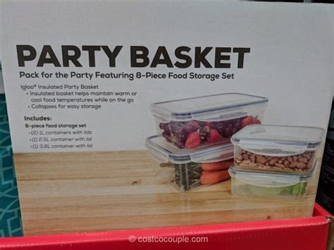 Igloo Insulated Party Basket