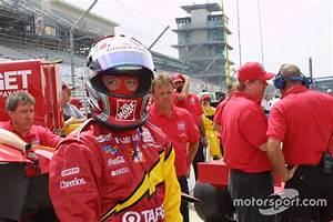 Tony Stewart At Indy 500