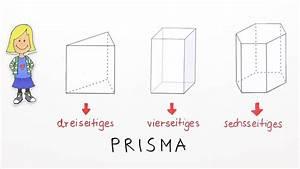 Prismen Berechnen Arbeitsblätter : netze von geraden prismen mathematik online lernen ~ Themetempest.com Abrechnung