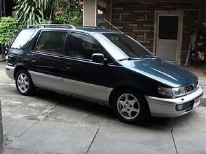 1996 Mitsubishi Space Wagon