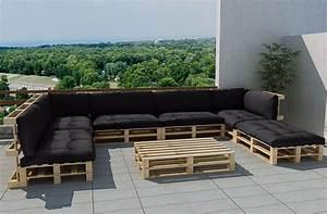 Salon De Jardin Palettes : salon de jardin en palette ~ Farleysfitness.com Idées de Décoration