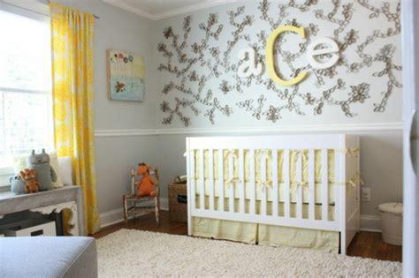 Babyzimmer Gestalten Ideen by Babyzimmer Wand