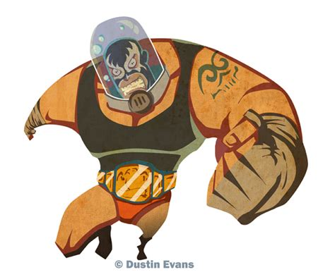 Luchador With A Helmet? By Dustinevans On Deviantart