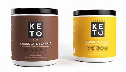 Keto Perfect Ketones Exogenous Base Ketosis Supplements