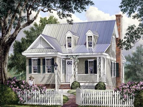 Cottage Homes Floor Plans by Southern Cottage Floor Plans Small Southern Cottage Style
