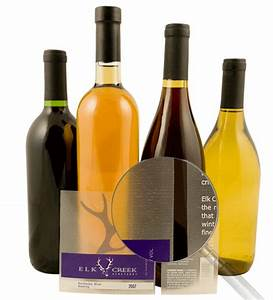 custom wine labels by mavericklabelcom With clear wine labels