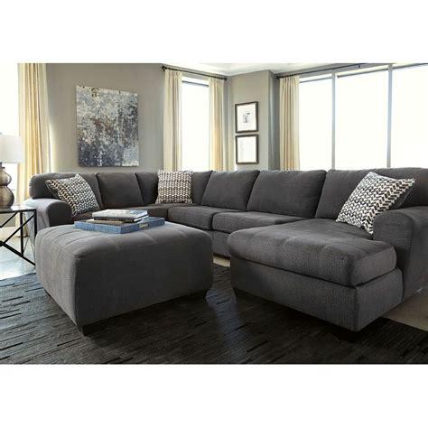 sorenton slate sectional living room set signature design