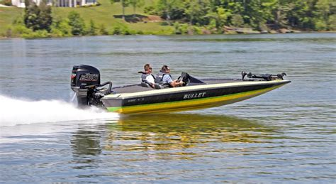 Bullet Bass Boats For Sale In Tennessee by Bullet Boats For Sale
