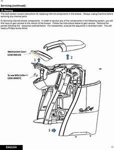 Keurig B150 Parts Diagram
