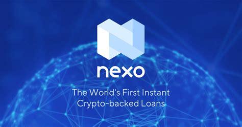 Nexo (NEXO) Review: Blockchain Lending Platform and Token ...