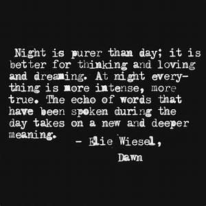 Elie Wiesel Night Book Quotes. QuotesGram