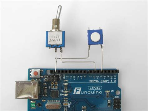 Arduino Switch by Switch Debouncer