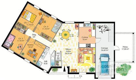 bureau de maison design maison en kit dé du plan de maison en kit faire