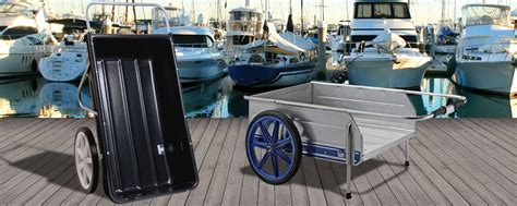 Folding Boat Dock Cart by Dock Carts Dock Cart Parts Dock Boxes Unlimited