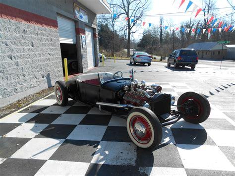 purchase   model  roadster  school hot rod