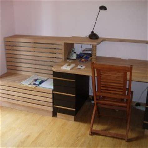 plan de travail bureau univers bureau flip design boisflip design bois
