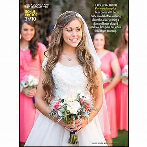 exclusive photos from jessa duggar amp ben seewald 39 s With jessa seewald wedding dress