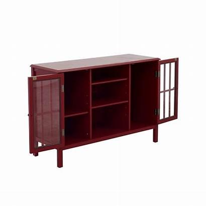 Target Windham Cabinet Shelves Door Table Accent