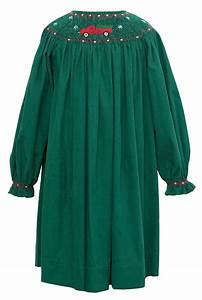Light Up Christmas Dress Christmas Truck Bishop Gown Childrens Clothing Smocked