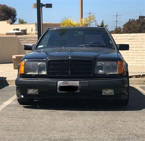 For the first time after. 1991 Mercedes 300CE AMG Hammer Clone! for sale - Mercedes-Benz E-Class 300CE 1991 for sale in ...
