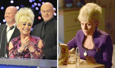Barbara Windsor: Why did Barbara Windsor leave EastEnders ...