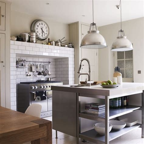 Industrial Style Kitchen by 15 Distinct Kitchen Island Lighting Ideas Home Design Lover