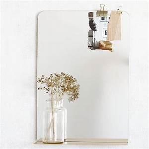 House Doctor Spiegel : house doctor room spiegel met plank messing living and co ~ Whattoseeinmadrid.com Haus und Dekorationen