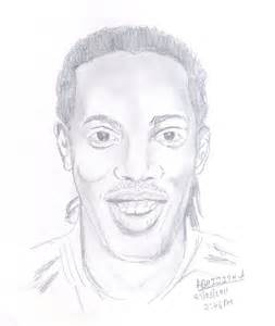Football Player Drawings