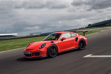 Porsche 911 Gt3 Rs Specs & Photos