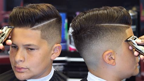 learn how to do a fade haircut in minutes find out how