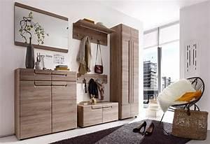 Designer Garderoben Set : garderoben set malea 6 tlg mit griffmulden otto ~ Indierocktalk.com Haus und Dekorationen