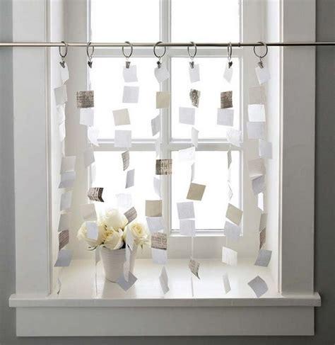 vorhang ideen für kleine fenster badezimmer vorh 228 nge ideen