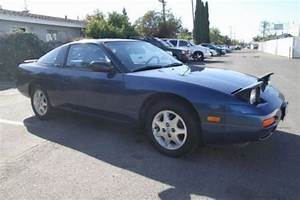 Find Used 1993 Nissan 240sx Se Fastback Hatchback Manual 4